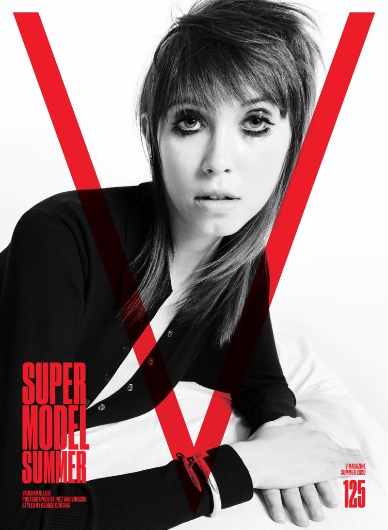 Vaughan Ollier on V Magazine