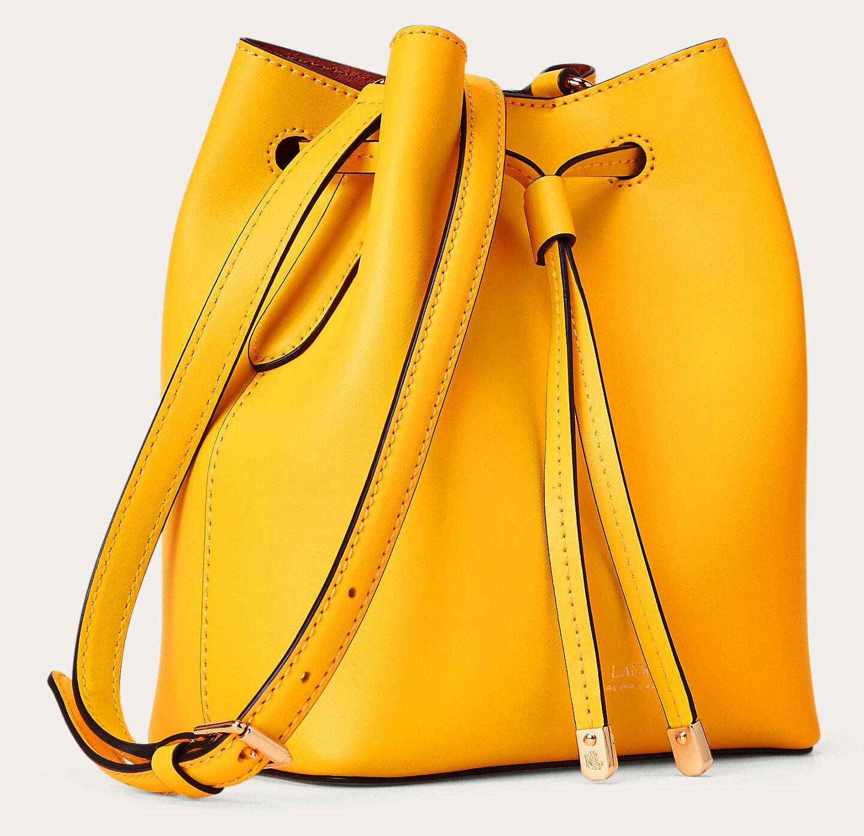 Lauren Mini Debby II Drawstring Bag