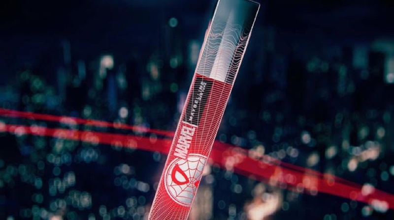 A look at the Marvel x Maybelline makeup collection