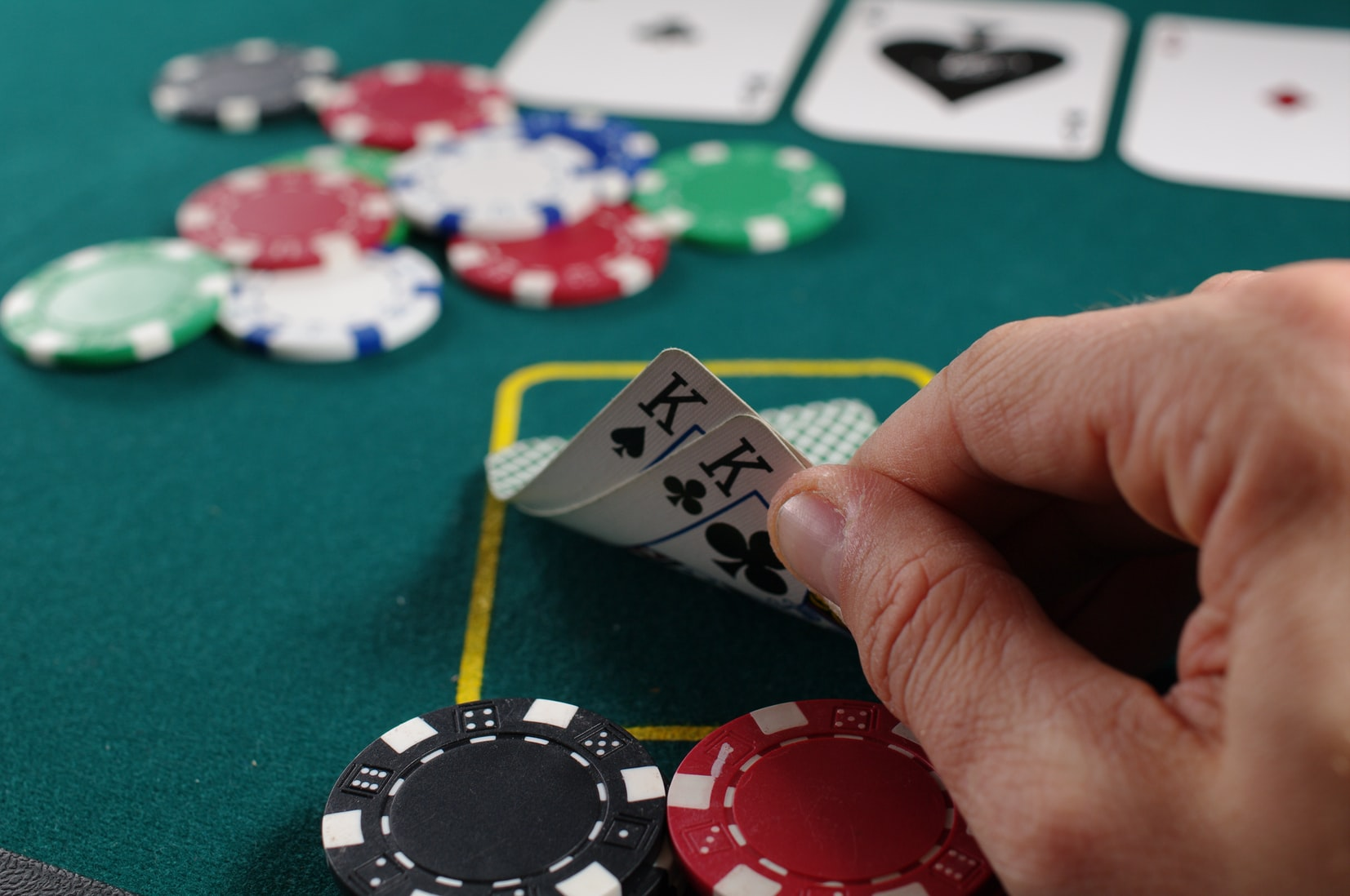 Renting game tables can help enhance the atmosphere at your casino night.