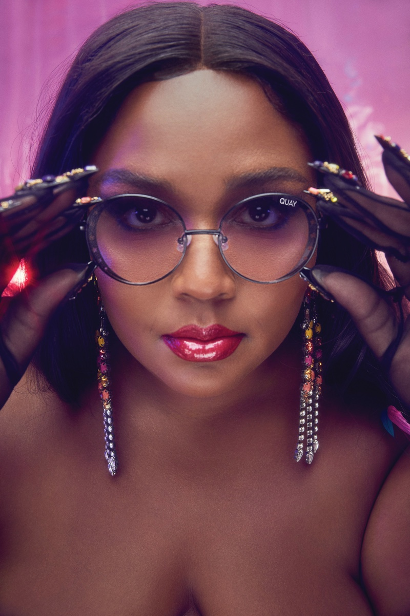 Seeing Stars sunglasses from Lizzo x Quay collaboration