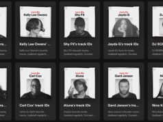 Spotify Playlist Track ID