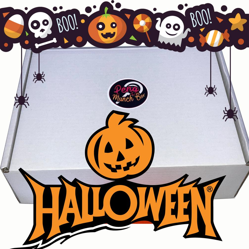 PengMunchBox Halloween Mystery Box