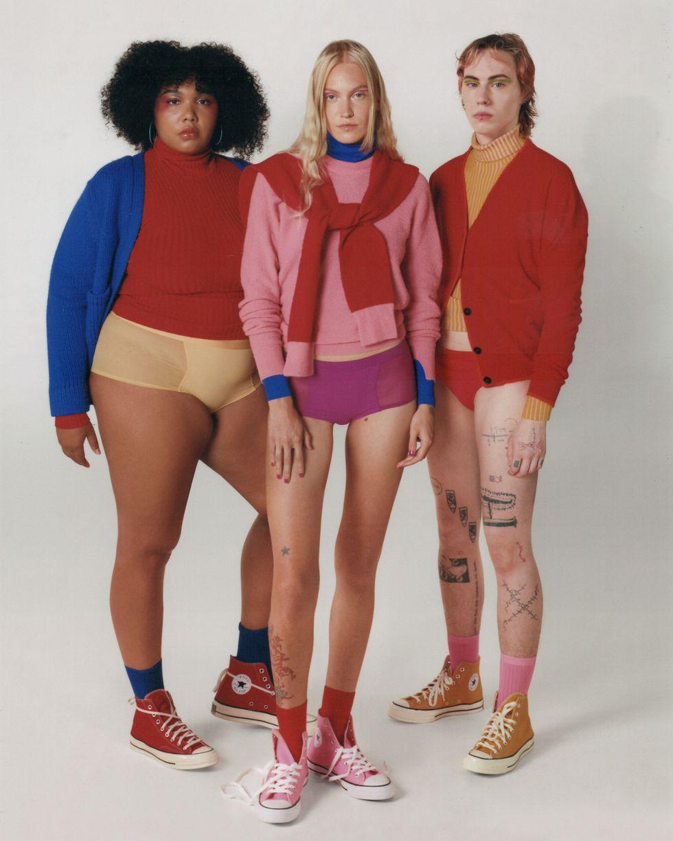 Parade Technicolor Panties