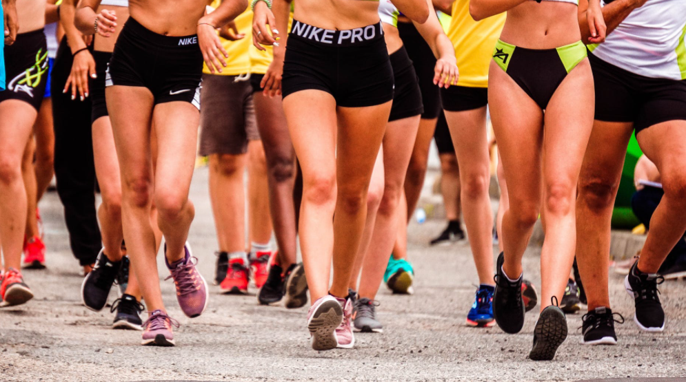 Getting the best trendy running shoes for women