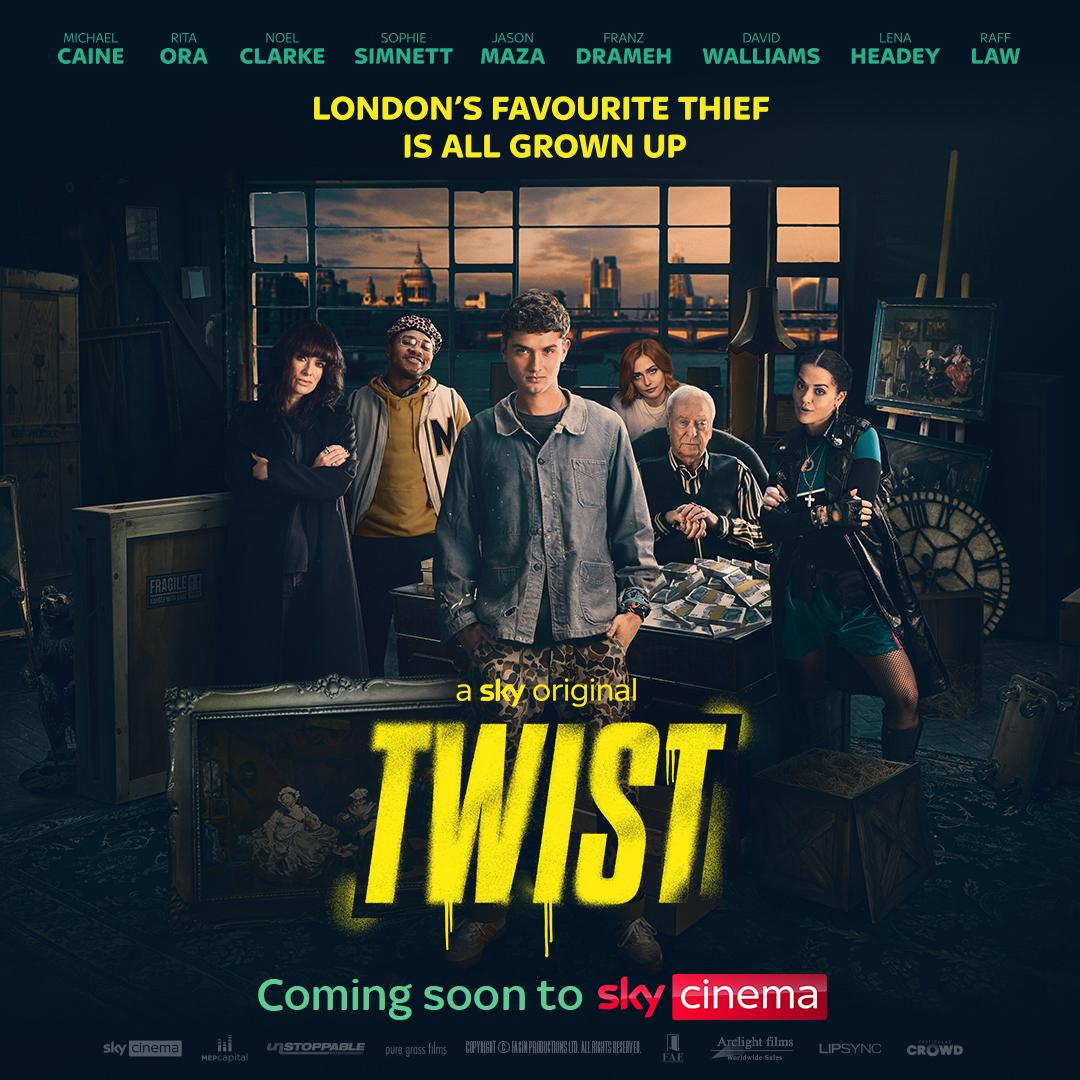 TWIST film poster