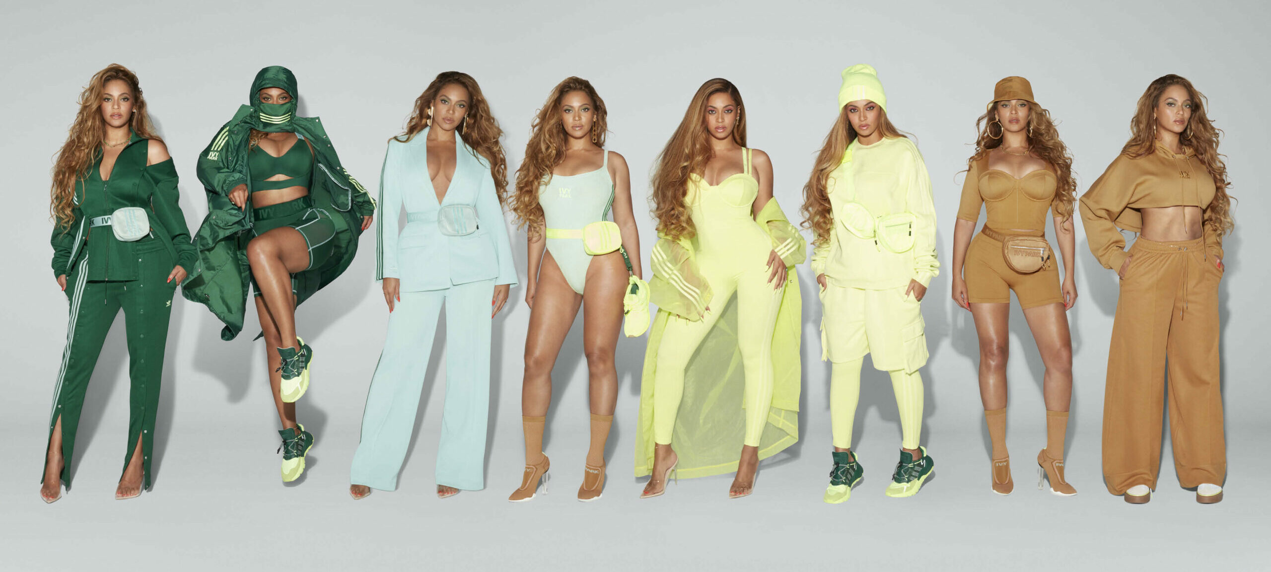 beyonce Ivy Park 2 collection