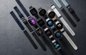 Zepp E smartwatches colletion