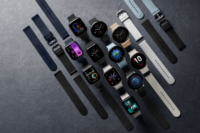 Zepp E smartwatches colletion