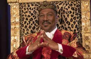 Eddie Murphy stars in COMING 2 AMERICA Photo Courtesy of Amazon Studios