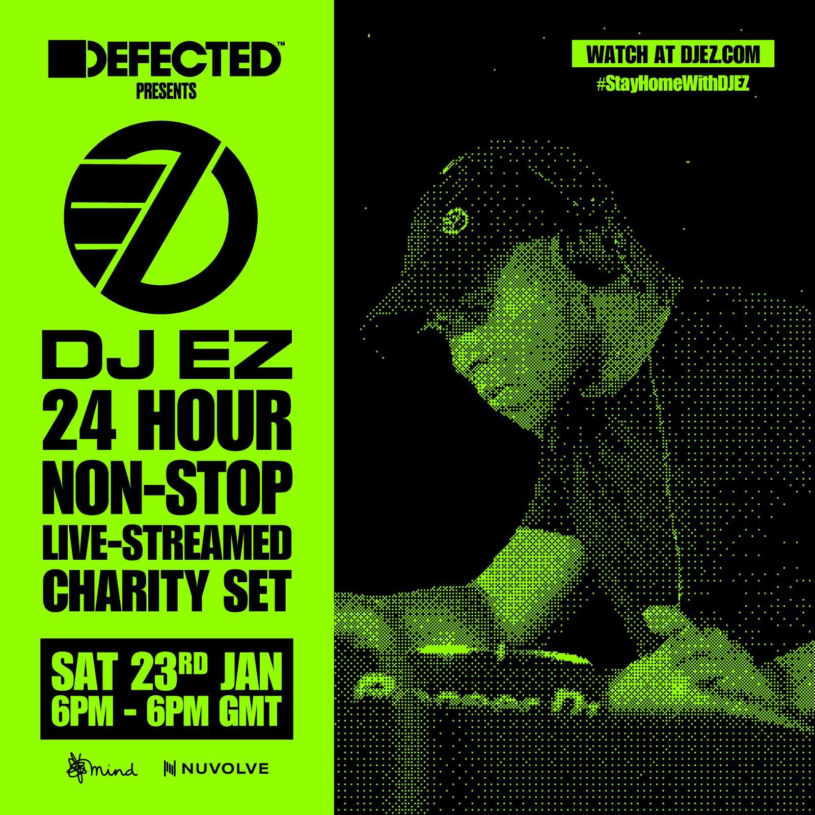 DJ EZ 24 hr set