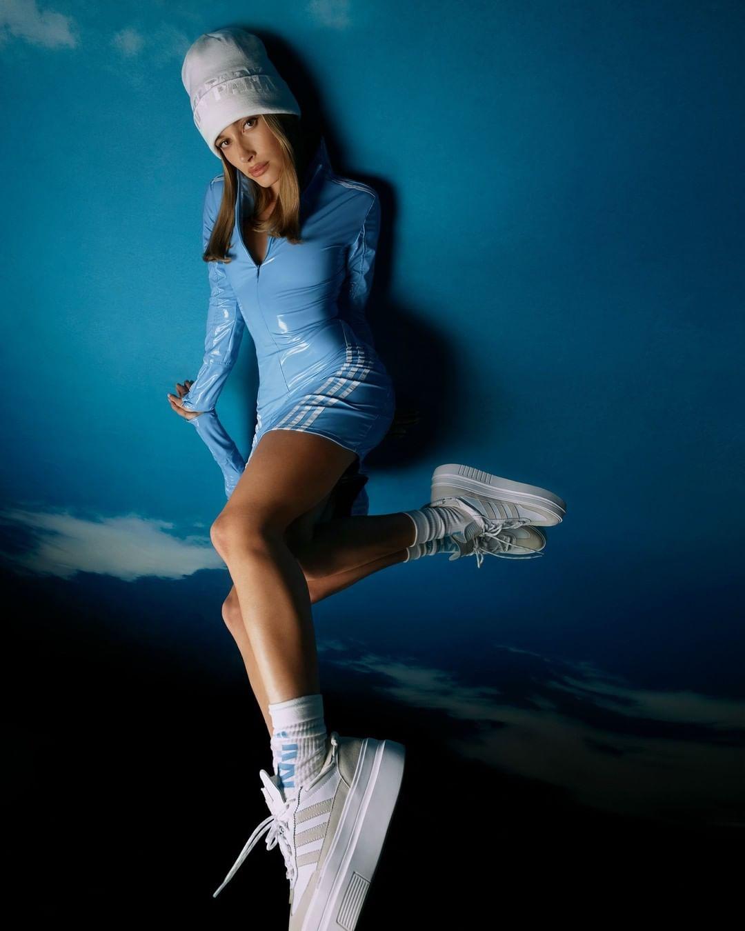 Hailey Baldwin x Ivy Park Beyonce