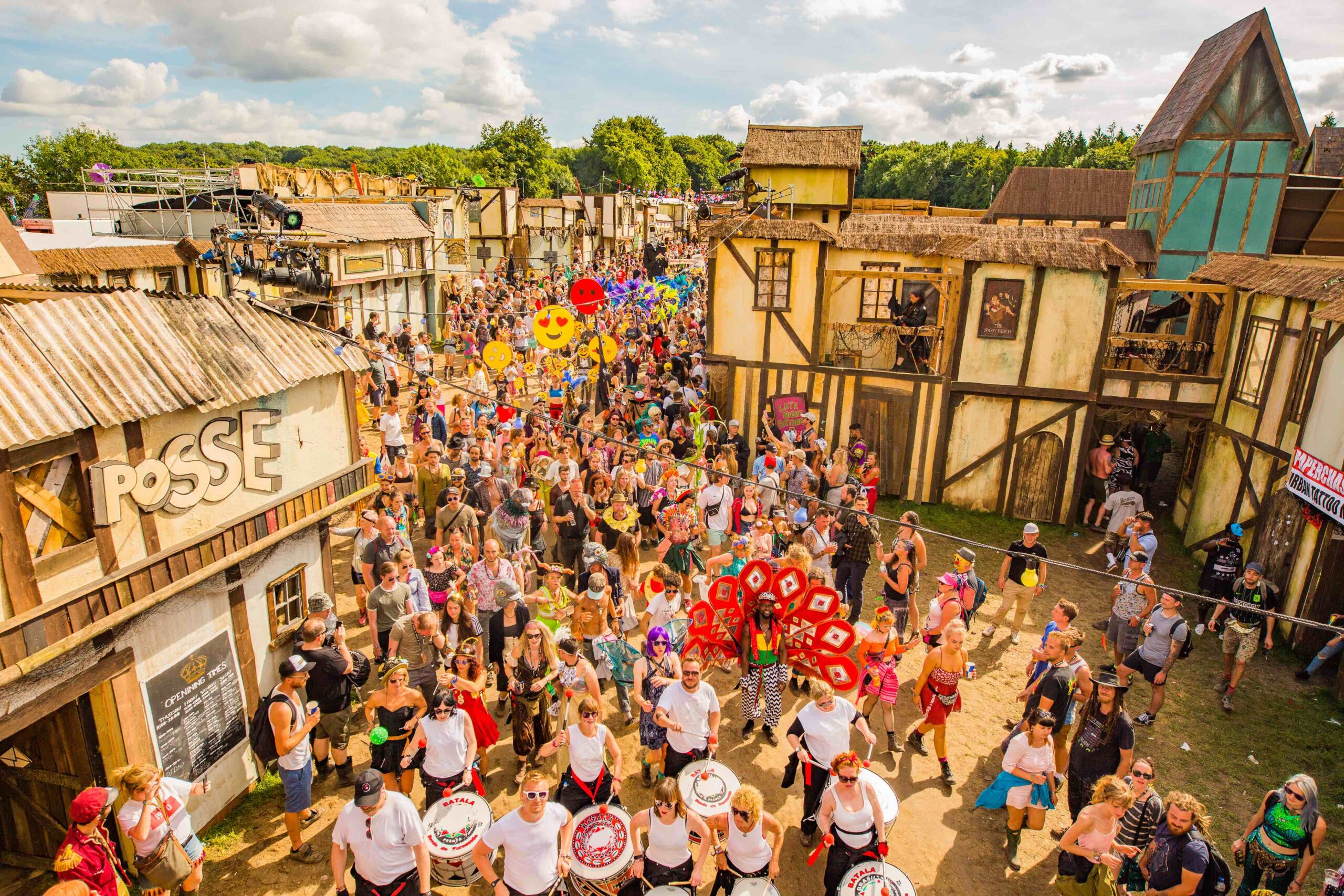 Boomtown Carnival - Image Credit Jody Hartley