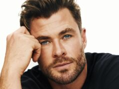 Chris Hemsworth BOSS