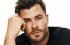 Chris Hemsworth BOSS
