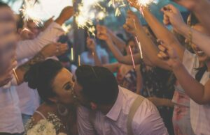 How to Celebrate Your Wedding Night at Home