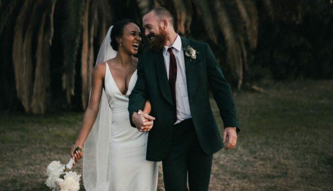 man and women getting married - popular wedding destinations